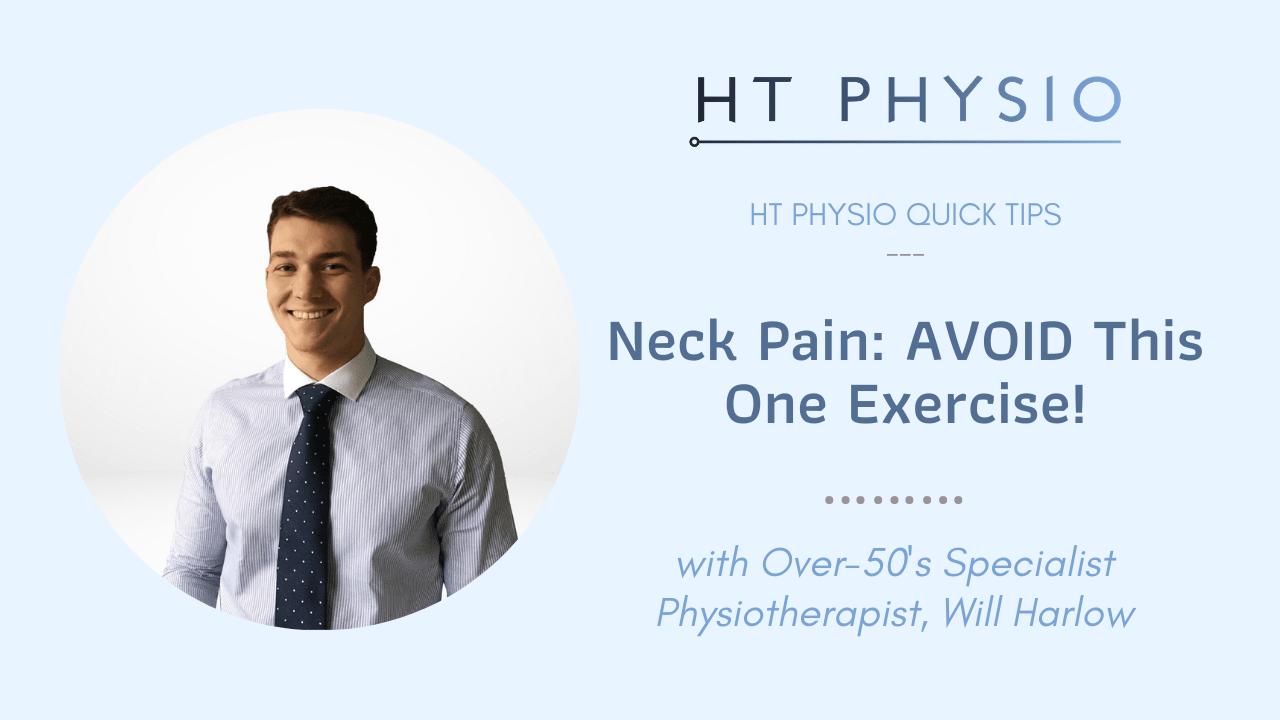 neck pain, physio farnham, farnham physiotherapist, physiotherapy, neck pain physio