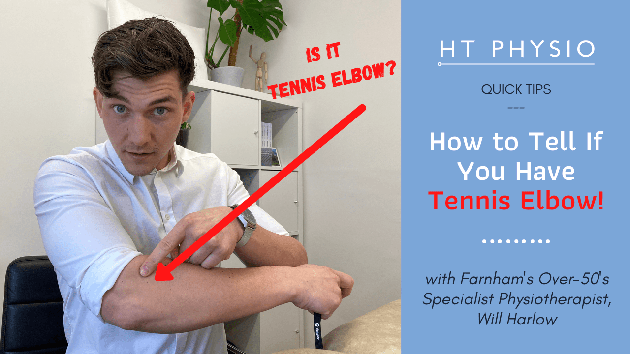 ht physio, tennis elbow specialists, farnham physio, farnham physiotherapy